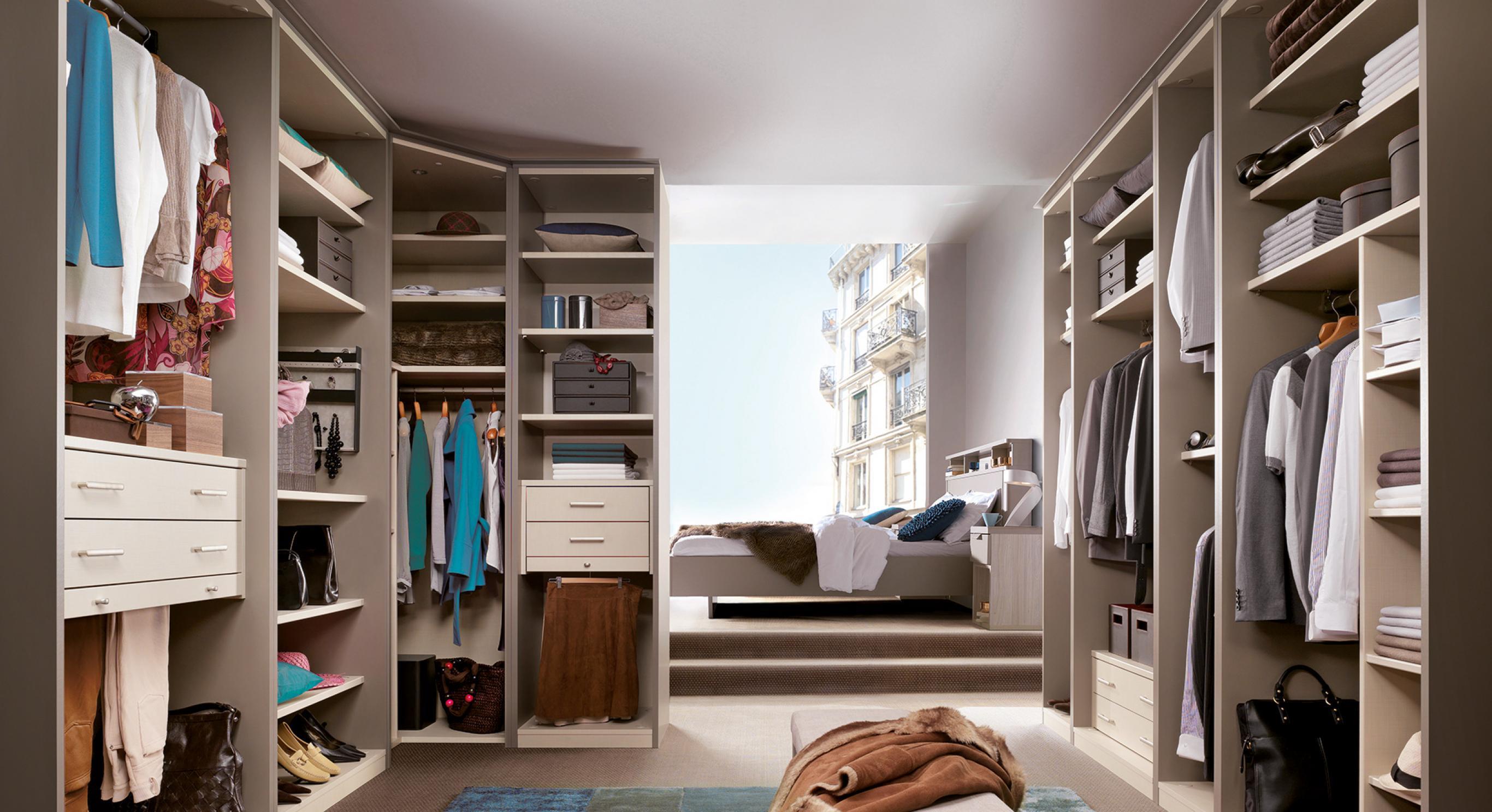 Grand Dressing Sur Mesure collection loft, proche du sur-mesure | meubles celio