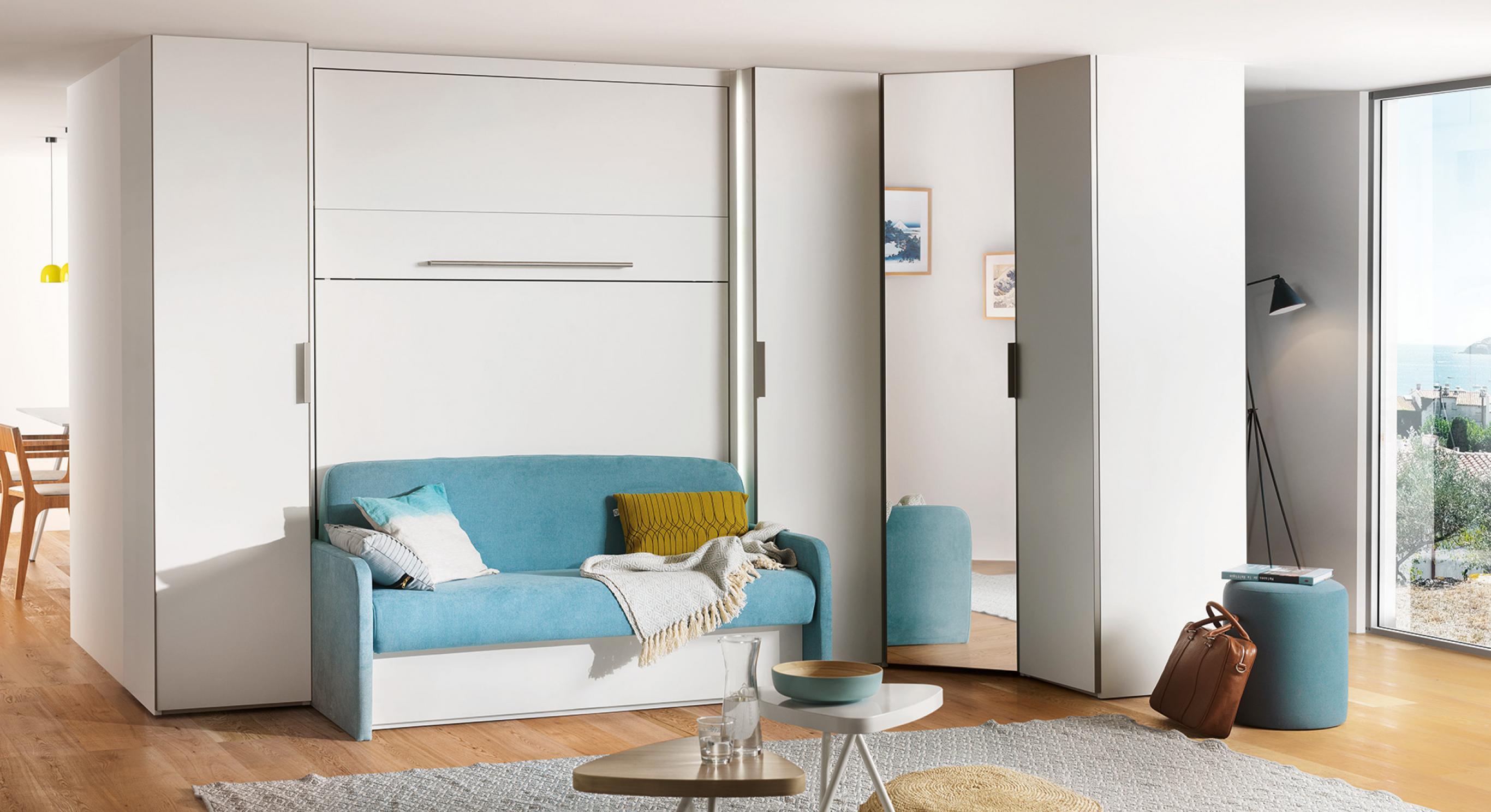 Armoire Gain De Place collection magik, un gain de place intelligent | meubles celio