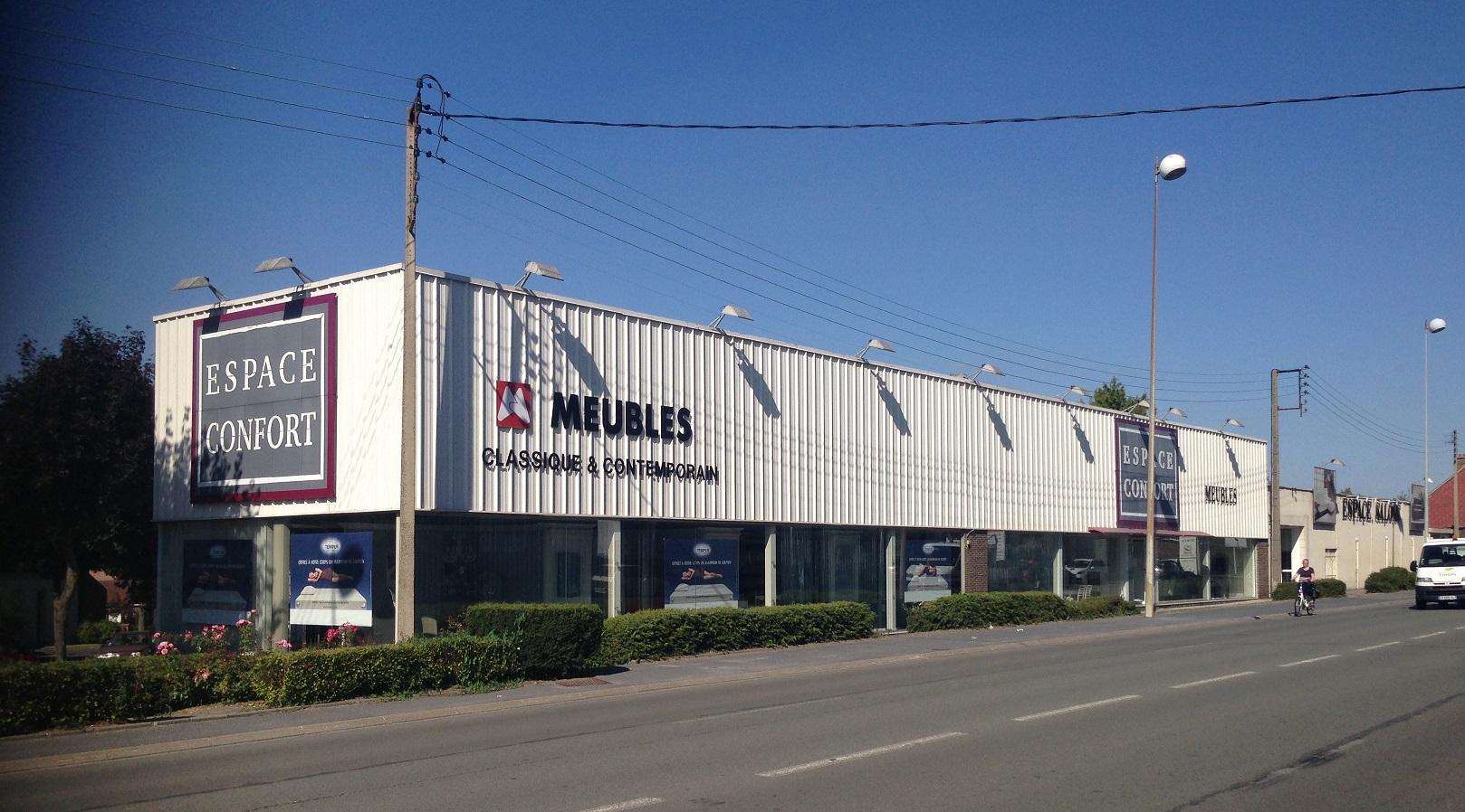 Espace Confort Maxiam Cambrai Meubles Celio Fabricant