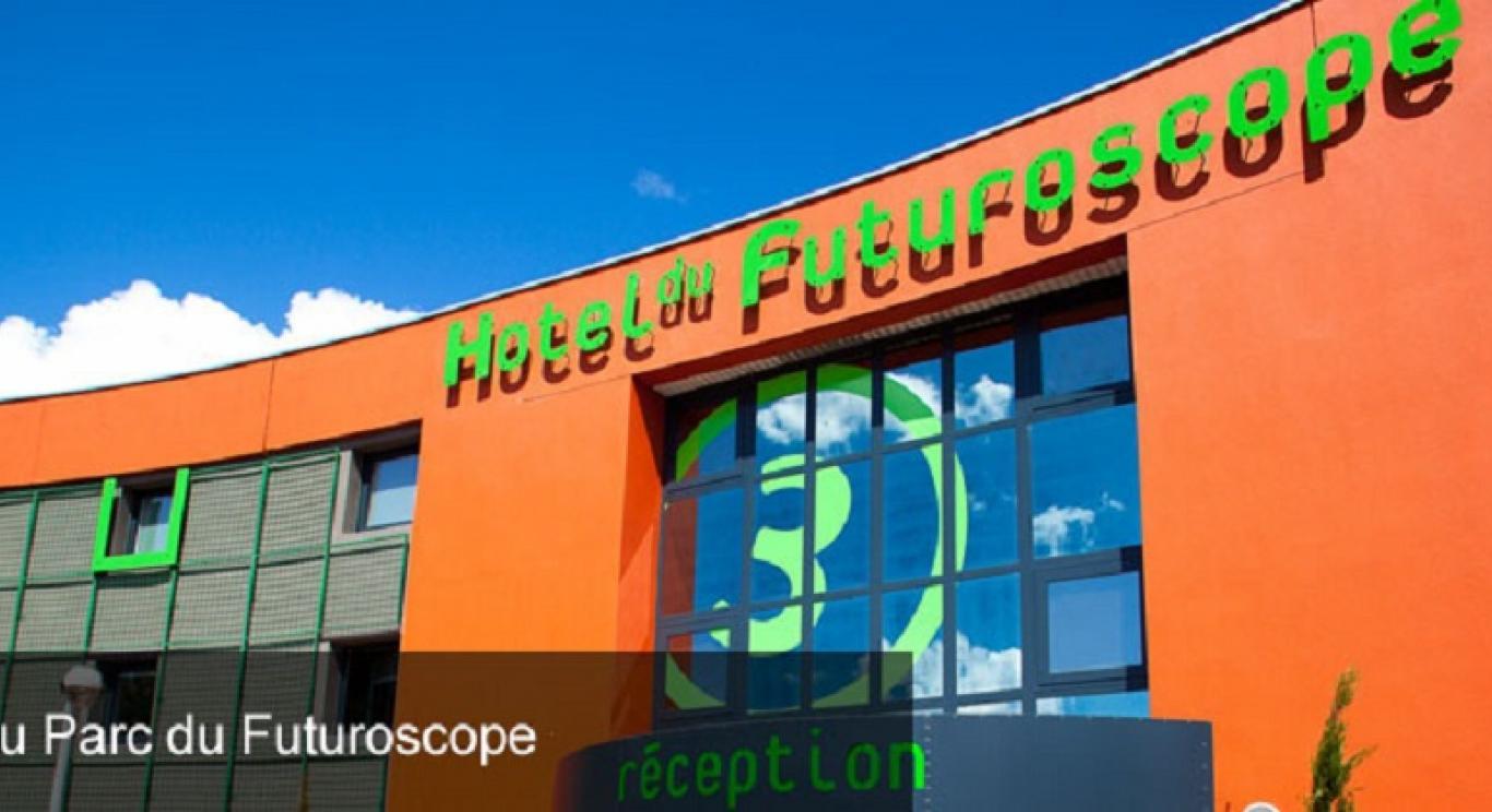 HOTEL DU FUTUROSCOPE