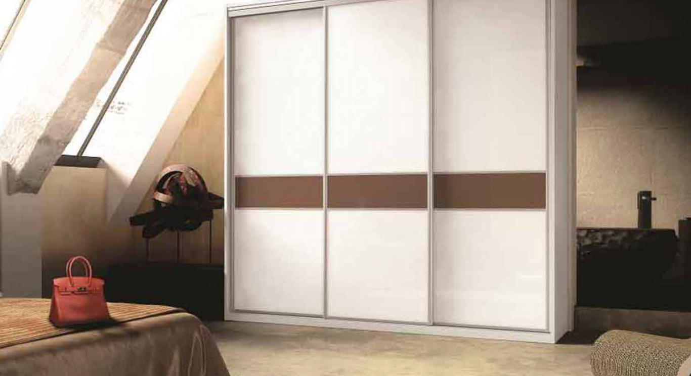 armoire sur mesure trio ruban