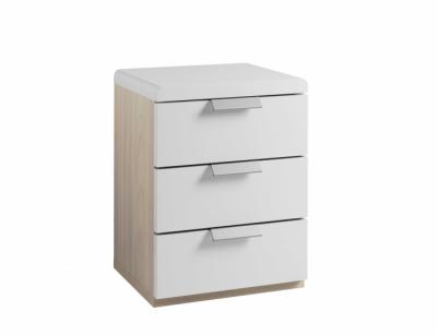 Chevet 3 tiroirs - 1