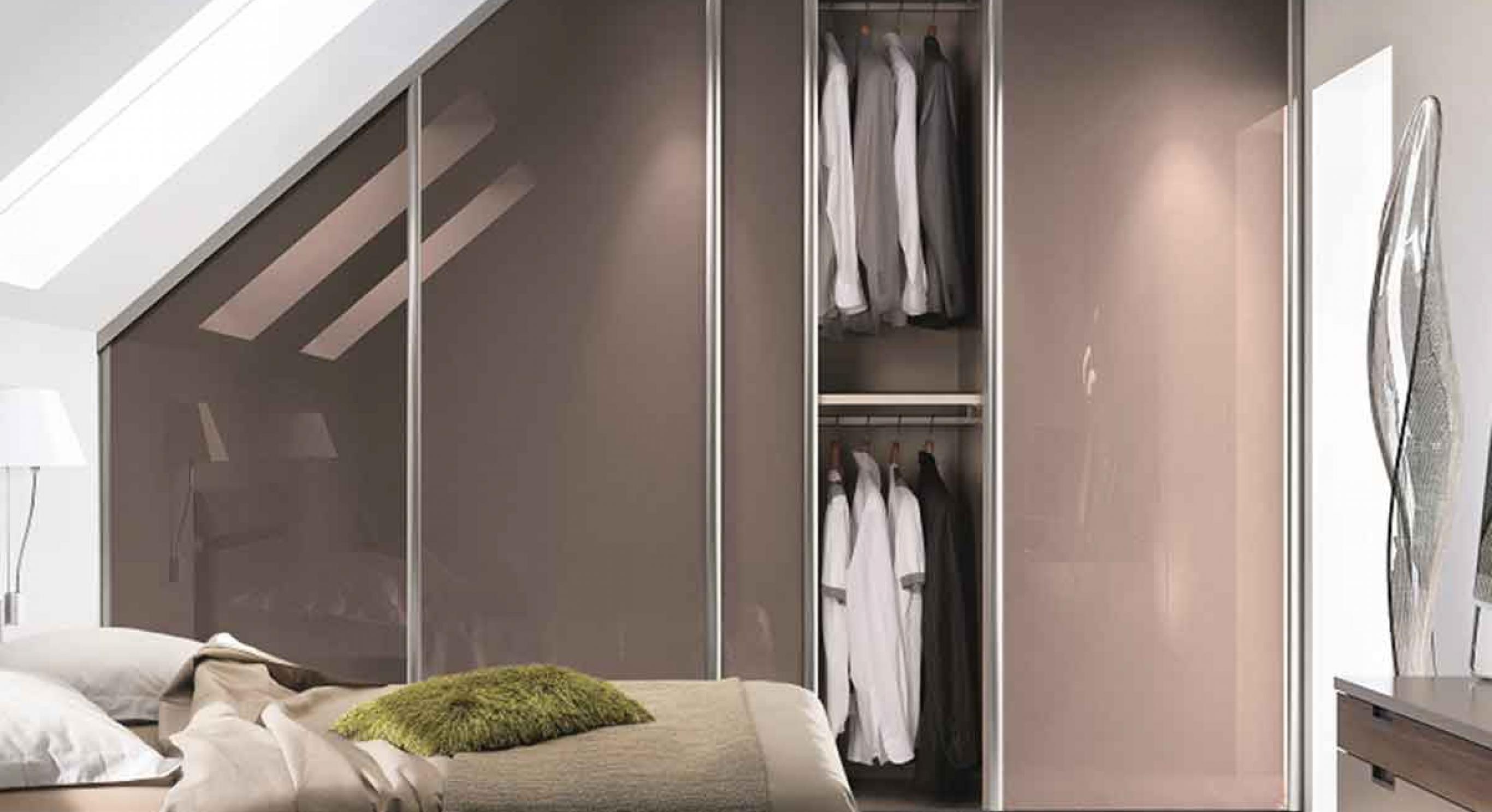 Armoire Sous Pente Sur Mesure portes de placard sur-mesure | meubles celio, fabricant
