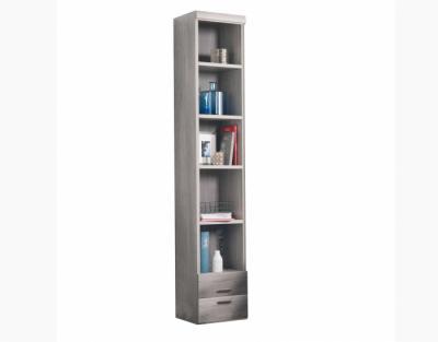 17H24 - Colonne bibliothèque avec étagère bois - 1