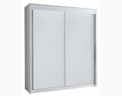 17H1 - Armoire 2 portes coulissantes bois - 1