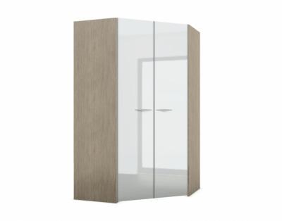20H12 - Angle Dressing porte verre laqué - 1