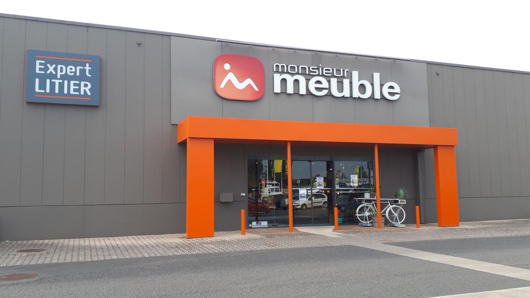 Monsieur Meuble Cholet Meubles Celio Fabricant Francais