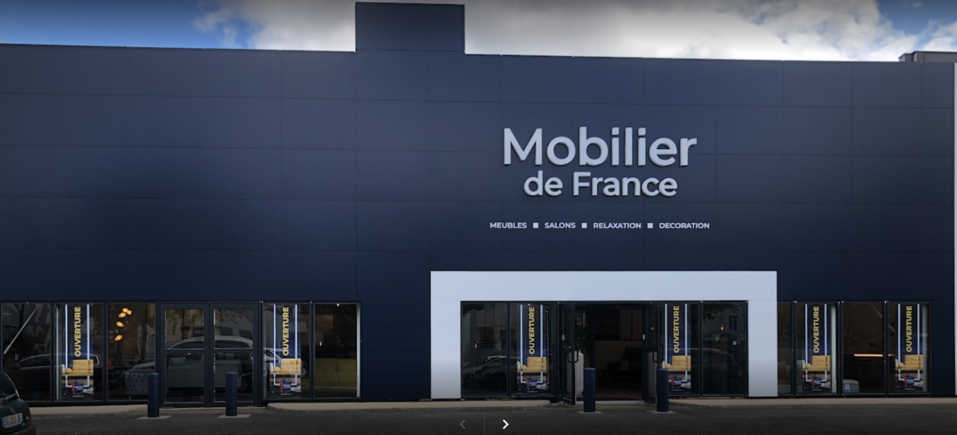 MOBILIER DE FRANCE ANGERS