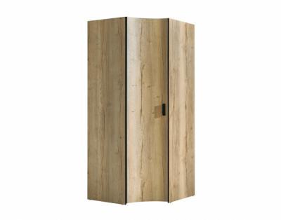 24B13 - Angle Dressing porte bois cintrée - 1