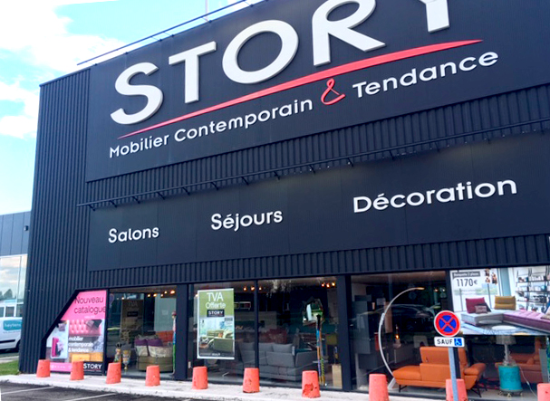 STORY MONT D'OR MAGASIN