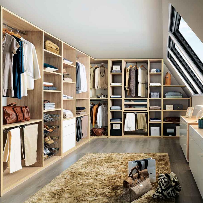Module Placard Sous Pente notre dressing sur-mesure| meubles celio, fabricant français